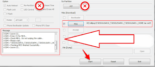 How to Install Firmware Samsung Smartphone via ODIN [All Types]