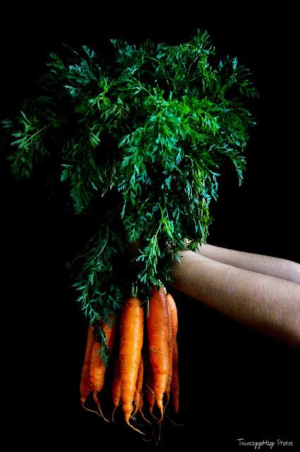 Zanahorias / Blanca Arias