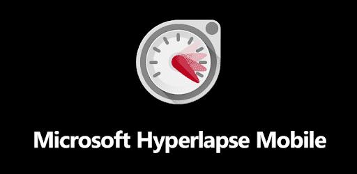 حمل التطبيق  Microsoft وقم بتسجيل مقاطع الفيديو بتقنية الـ Time Lapse
