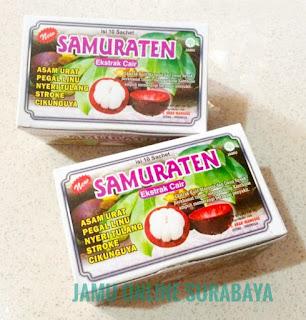 Jual Samuraten Cair Original di Jakarta