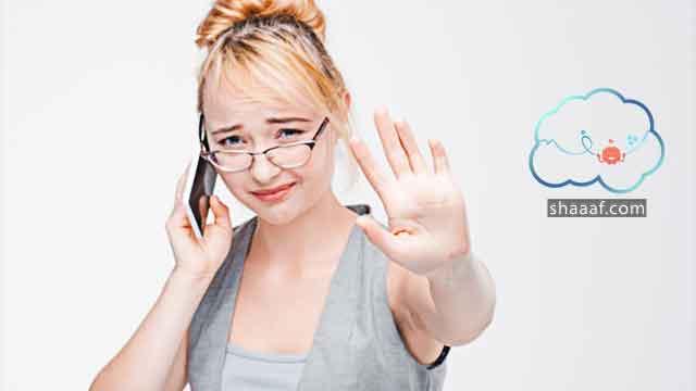 تطبيق حظر المكالمات المزعجة للاندرويد