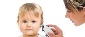 Exame detecta perda auditiva em bebês