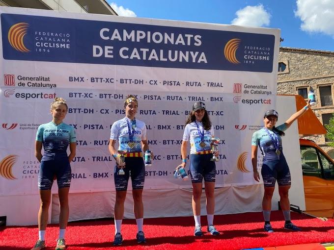 El Massi - Tactic se impuso en el Campeonato de Catalunya con Mireia Benito y Mireia Trias