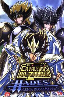 Anime Os Cavaleiros do Zodíaco - Hades A Saga dos Elíseos Dublado