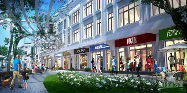 Dự án Vimedimex Vimefulland Cổ Dương Tiên Dương Đông Anh chung cư biệt thự liền kề shophouse