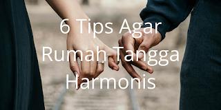 Resep rumah tangga harmonis