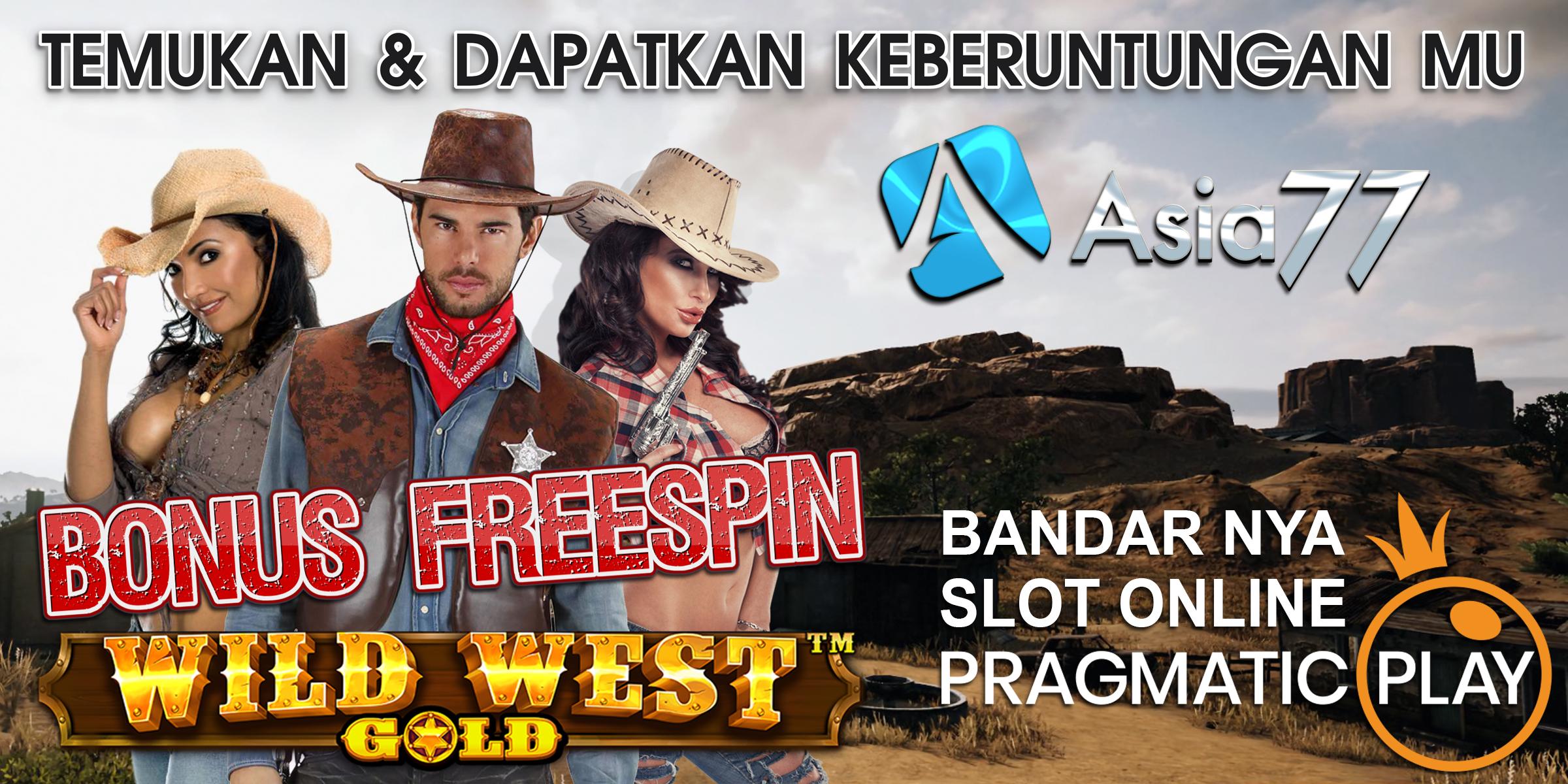BONUS FREESPIN ASIA77
