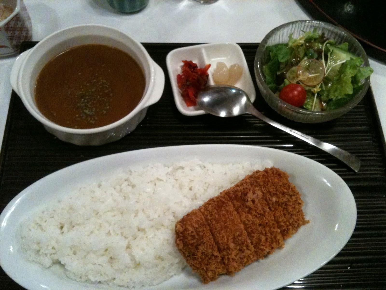 Tokyo - Dinner at Maisen... again!