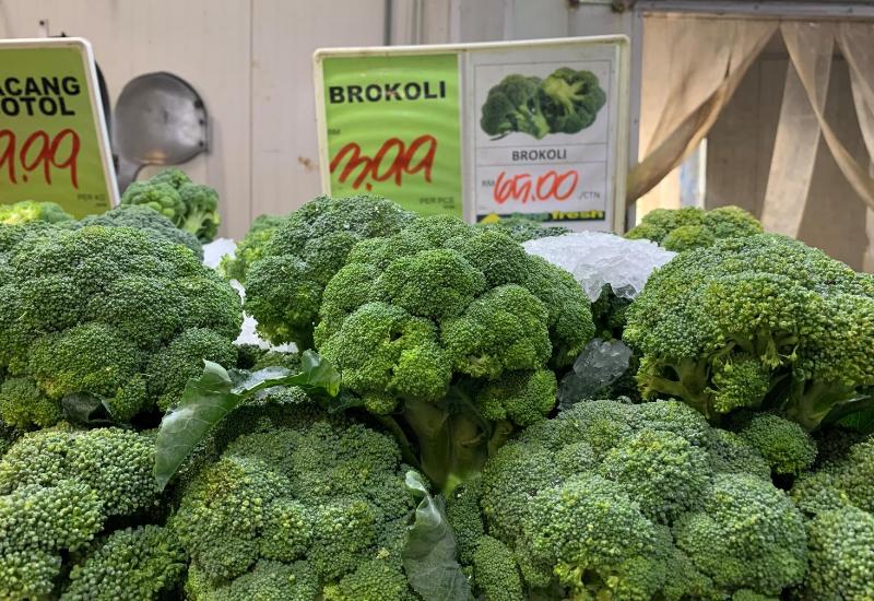 Harga Brokoli