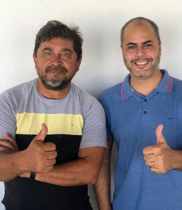 PSDB terá chapa própria em Rio do Fogo, com nutricionista Igor Dantas e o vereador Hagaci Virginio