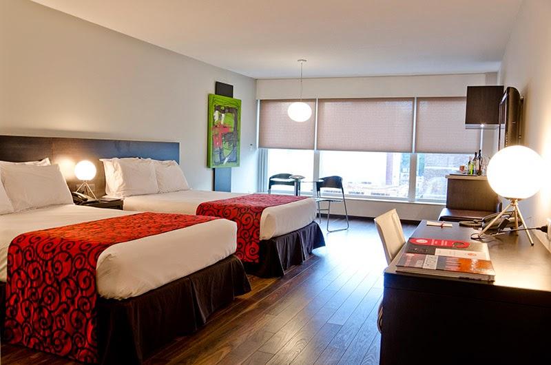 Hotel em Montevidéu