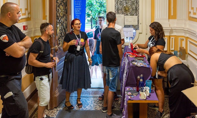 16.Liburnicon Festival fantastike i znanstvene fantastike 13. i 14. kolovoza 2021 u Opatiji