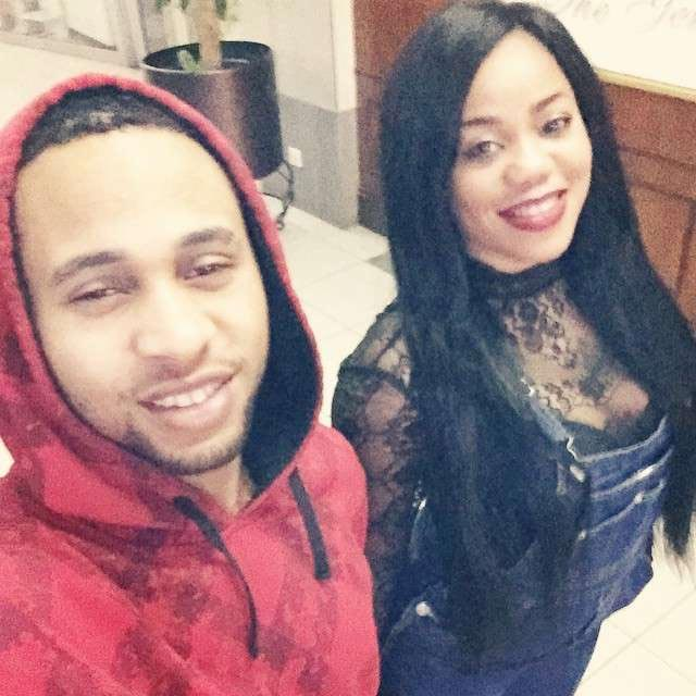 Toyin Lawani's baby daddy Lord Trigg is yarning on Instagram again