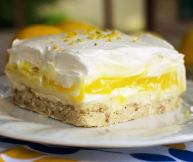 Lemon Lush Recipe