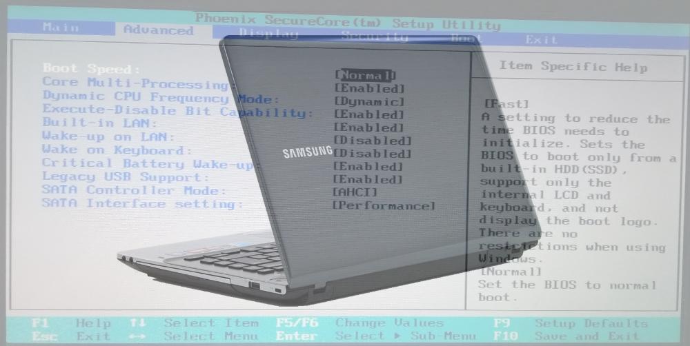 Cara Masuk BIOS Semua Jenis Laptop (ASUS, Lenovo, Acer, Hp, Dll.)