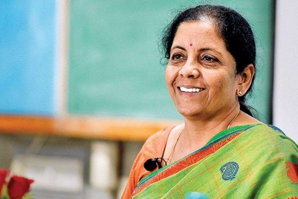 Nirmala Sitharaman Spotted In Forbes World Top 100 Powerful Women