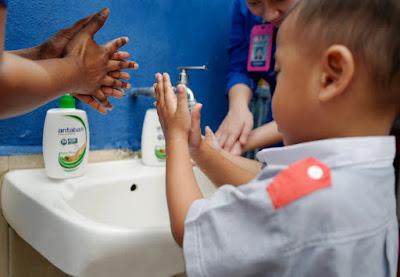 antabax, kpj ampang puteri, kebersihan tangan, sabun pencuci antabax, sabun pencuci tangan antabax