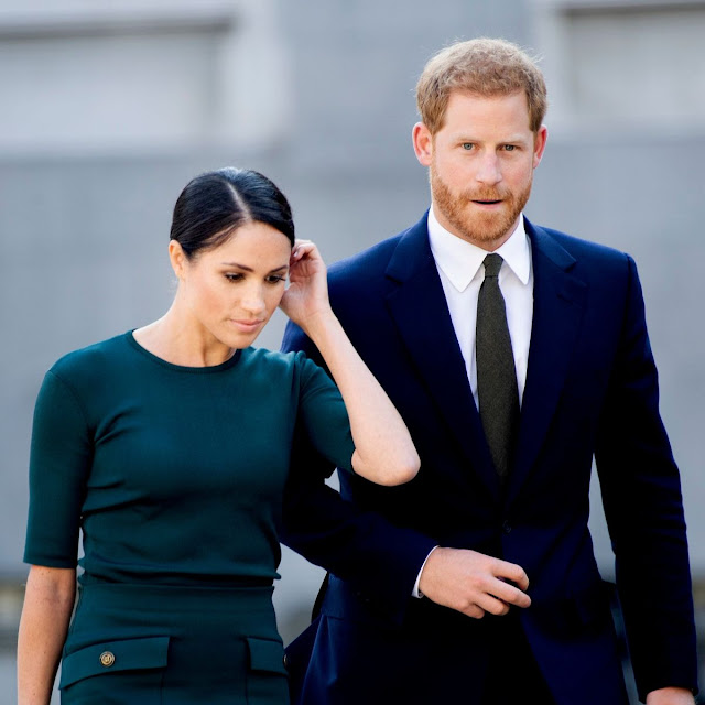 Meghan Markle says she had miscarriage in July while caring for son Archie