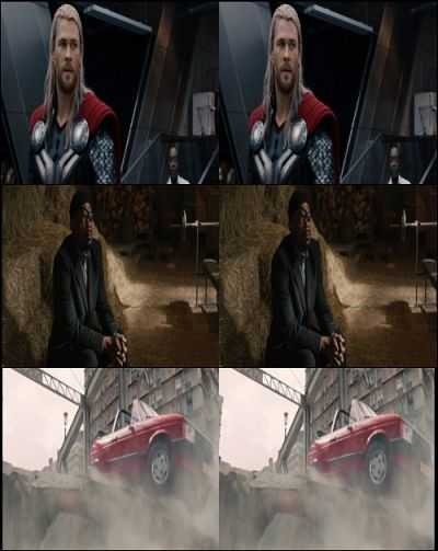 Avengers Age of Ultron 2015 3D