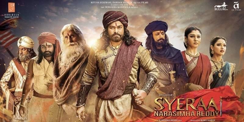 Sye Raa Hindi Movie Poster