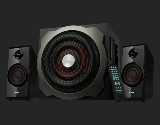 Speaker Merk Alpine