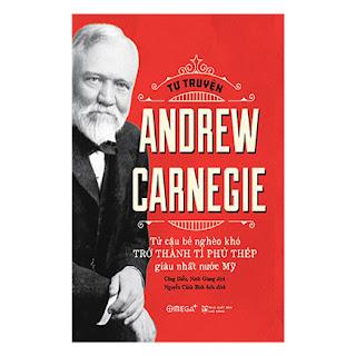 Tự Truyện Andrew Carnegie (Tái Bản 2018) ebook PDF-EPUB-AWZ3-PRC-MOBI