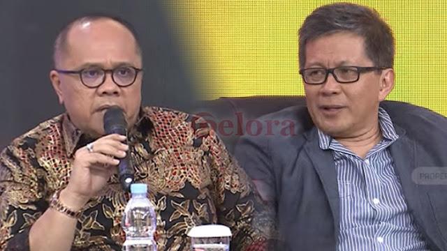 Dianggap Hina Jokowi, Junimart Girsang Mau Laporkan Rocky Gerung