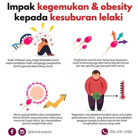 Obesiti dan kesuburan