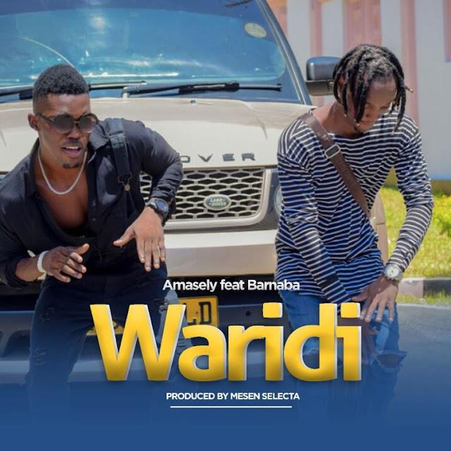 Gaucho Ft Barnaba - Waridi