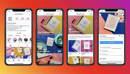 Facebook announces the new Facebook Shops service