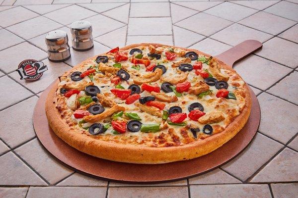 منيو وفروع وأرقام توصيل دليفري مطعم بيتزا ماستر 2020