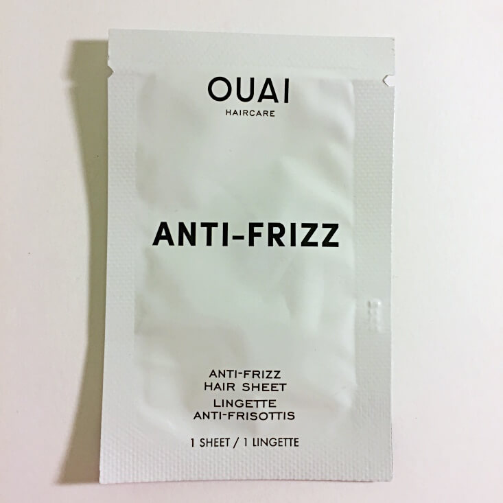 Ouai Anti-Frizz Sheet