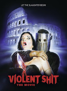 Violent Shit: The Movie – Legendado (2015)