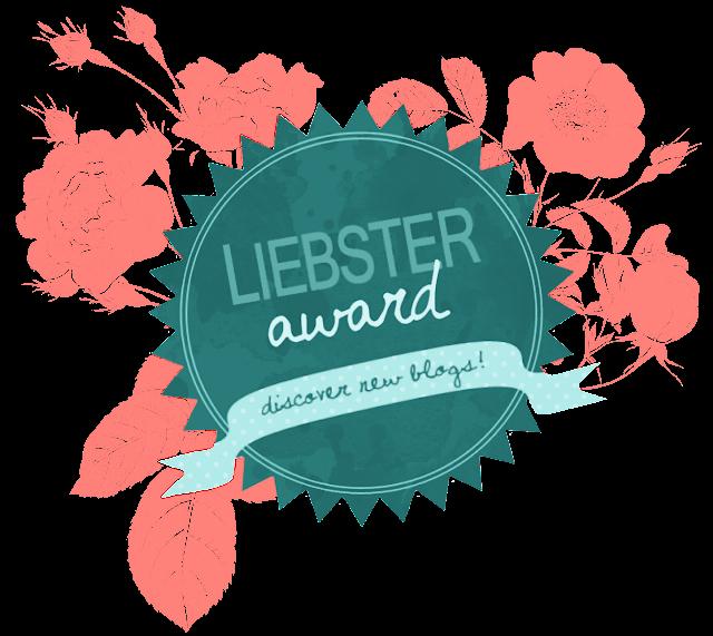 TAG, The Liebster Award, Uma Garota Chamada Sam