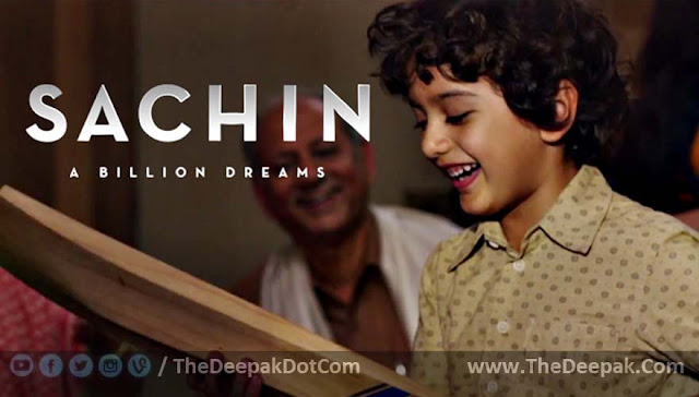 Sachin A Billion Dreams movie Teaser - Sachin Tendulkar