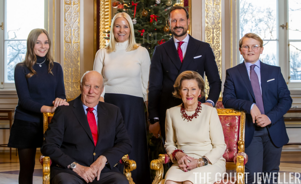 Royal Christmas.Royal Christmas Jewels In Norway The Court Jeweller