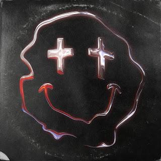 """Copertina di """"MILLENNIUM BUG"""", l'album di debutto degli PSICOLOGI."""
