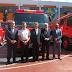 Bomberos aumenta su flota de vehículos y equipamiento operativo para su personal