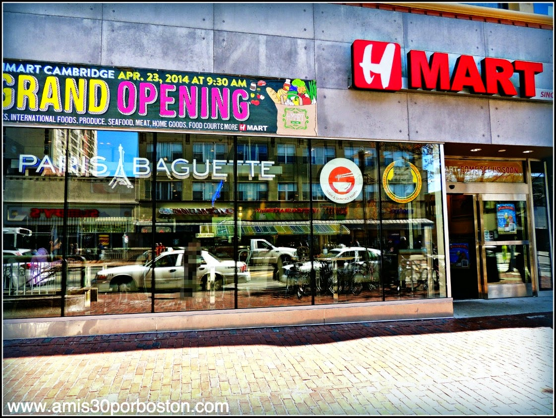 Supermercados en Massachusetts: H Mart