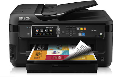 Epson WorkForce WF-7610 image