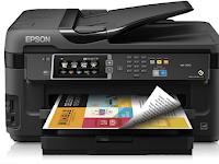 Epson WorkForce WF-7610 Driver Download - Windows, Mac