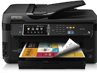 Epson WorkForce WF-7610 Driver Download - Windows, Mac