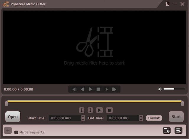 Screenshot Joyoshare Media Cutter 3.2.0.43 Full Version