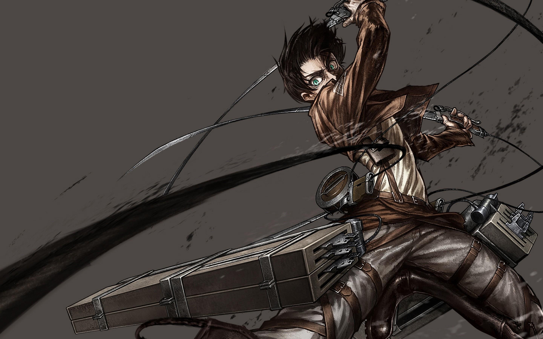 Eren Attack On Titan 4k Wallpaper 38