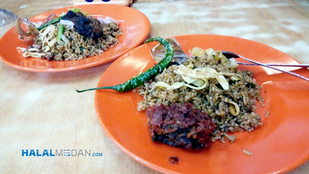Nasi Goreng Daus Medan