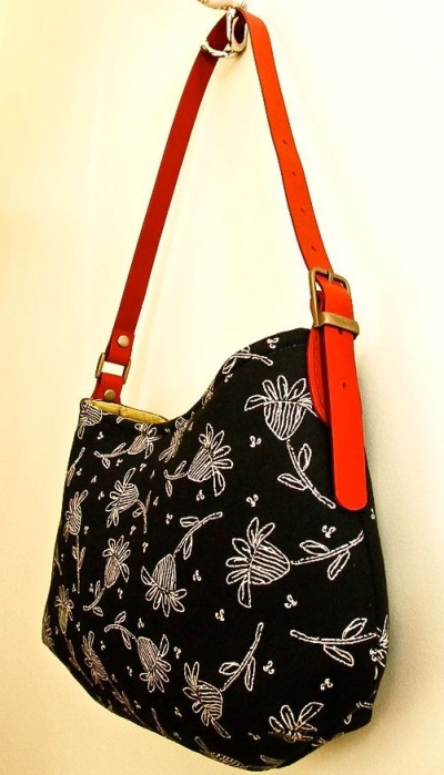 Tali tas dari sabuk