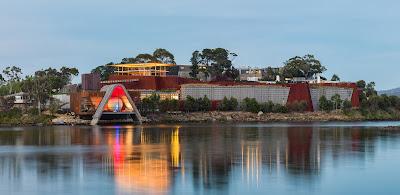 Galeria Mona Tasmania, Australia