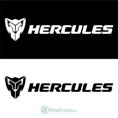 Hercules Cycles Logo Vector