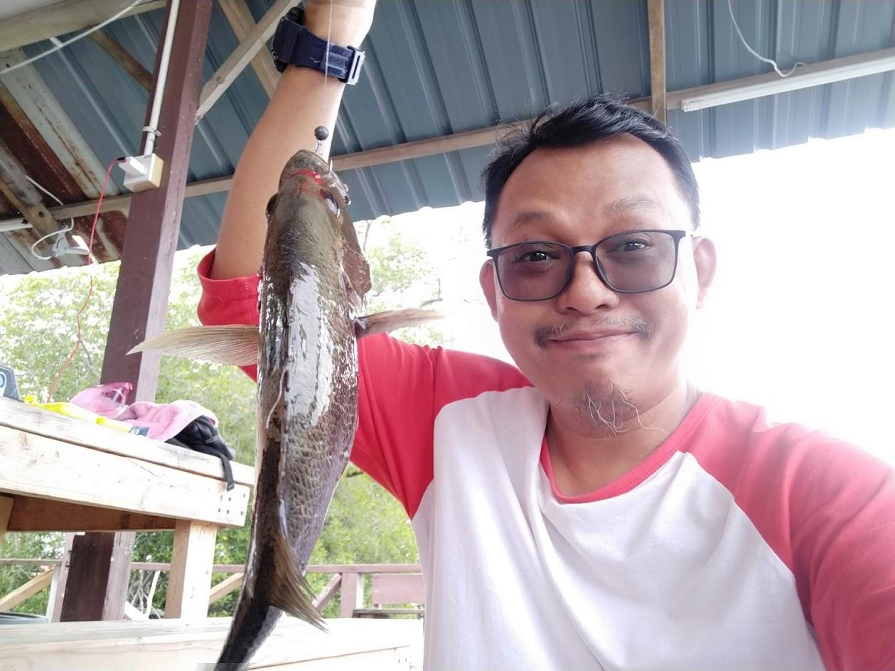 Siakap Merah Sungai Manjung, Ayer Tawar, Perak