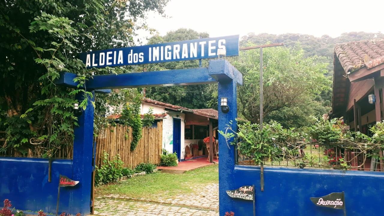 Aldeia dos Imigrantes - Visconde de Mauá/RJ